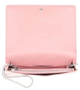 Balenciaga Metal Plate City Chain Wallet Bag 2