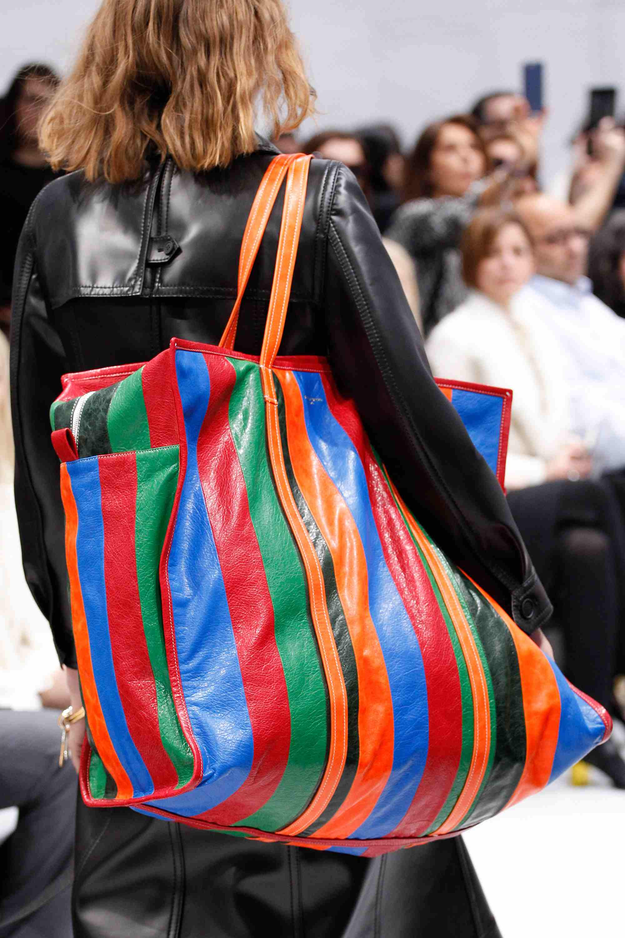 Balenciaga Fall Winter 2016 Runway Bag Collection