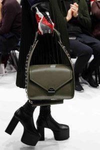 Balenciaga Olive Green Small Top Handle Bag 2 - Fall 2016