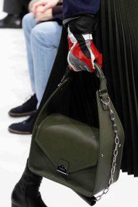 Balenciaga Olive Green Small Top Handle Bag - Fall 2016