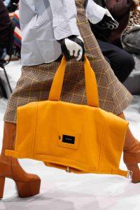 Balenciaga Orange Tote Bag 2 - Fall 2016