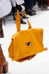 Balenciaga Orange Tote Bag - Fall 2016