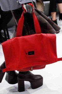 Balenciaga Red Tote Bag - Fall 2016