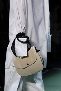 Celine Beige Suede Flap Bag - Fall 2016