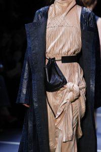 Celine Black Drawstring Belt Bag 2 - Fall 2016