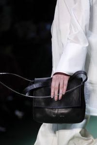 Celine Black Flap Bag 2 - Fall 2016