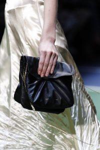 Celine Black Flap Bag - Fall 2016