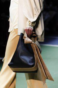 Celine Black/Tan Shoulder Bag - Fall 2016
