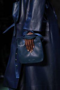Celine Blue Shoulder Bag 3 - Fall 2016