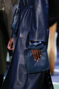 Celine Blue Shoulder Bag - Fall 2016