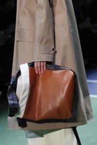 Celine Brown/Black/White Shoulder Bag - Fall 2016
