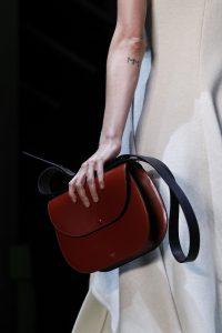 Celine Burgundy Flap Bag 2 - Fall 2016
