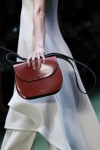 Celine Burgundy Flap Bag 3 - Fall 2016