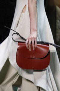 Celine Burgundy Flap Bag - Fall 2016
