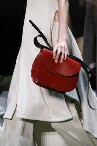 Celine Red Flap Bag - Fall 2016
