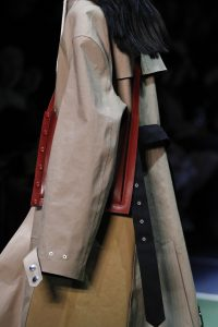 Celine Red Shoulder Bag - Fall 2016