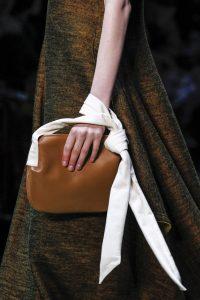 Celine Tan/White Shoulder Bag 2 - Fall 2016