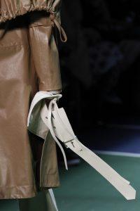 Celine White Clutch Bag - Fall 2016