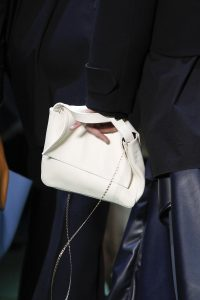 Celine White Flap Bag 2 - Fall 2016