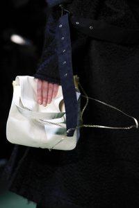 Celine White Flap Bag - Fall 2016