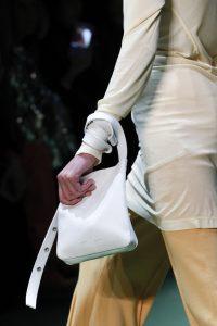 Celine White Mini Shoulder Bag - Fall 2016