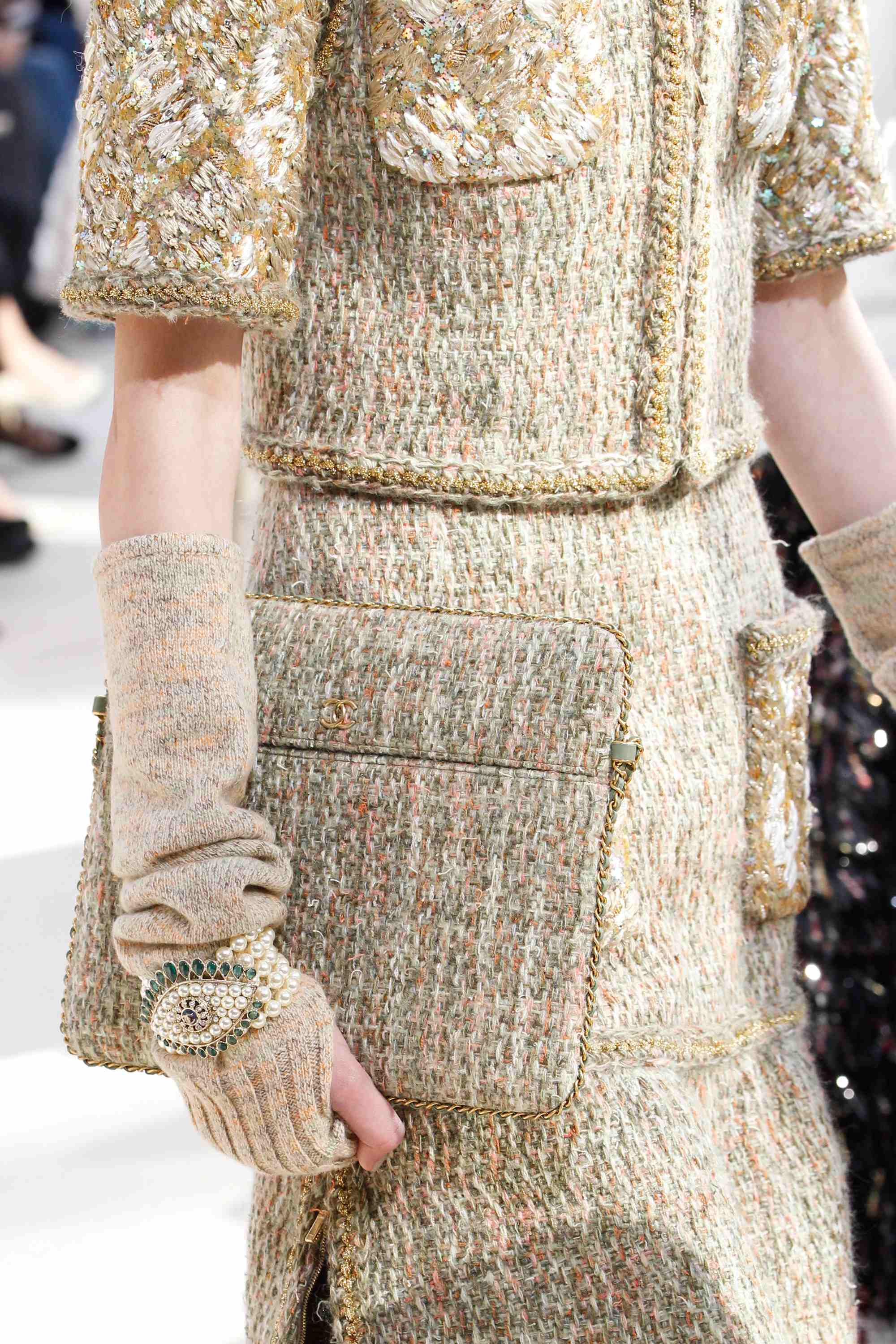 Chanel Fall  Winter 2016 Runway Bag Collection  U2013 Spotted