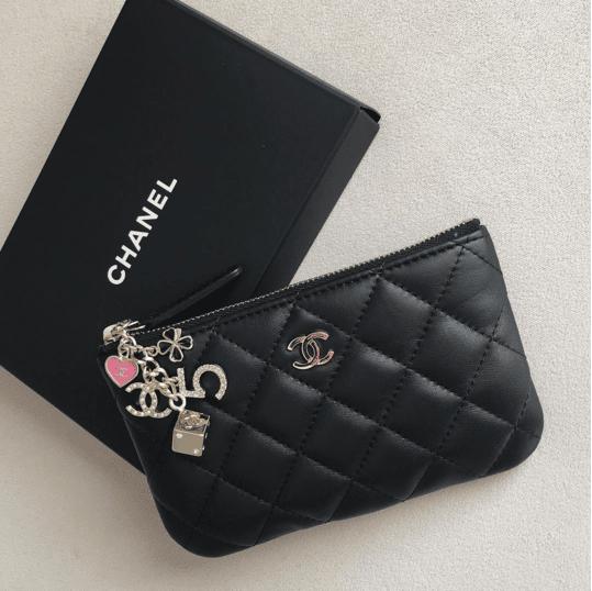 Chanel casino pouch
