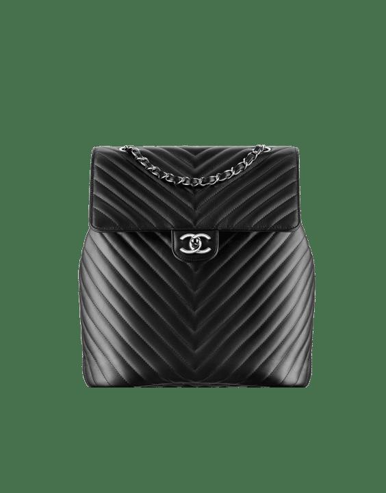 chanel urban spirit backpack. chanel black chevron urban spirit backpack bag r