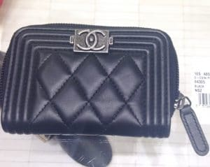 Chanel Boy Chanel Coin Purse