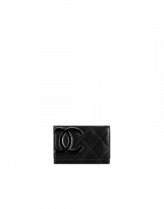 Chanel Cambon Card Holder