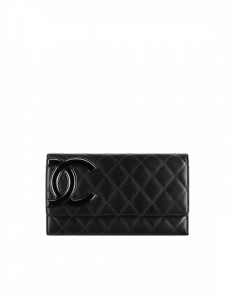 Chanel Cambon Flap Wallet