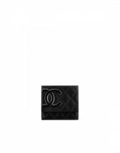 Chanel Cambon Small Wallet