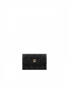 Chanel Caviar Classic Card Holder