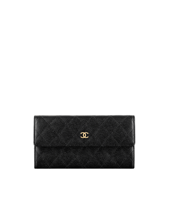 54f0b298a724ce Chanel Wallet Price List Reference Guide | Spotted Fashion