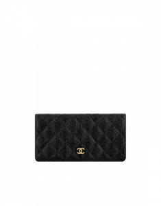 Chanel Classic Quilted Wallet