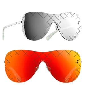 Chanel Shield Runway Sunglasses 1