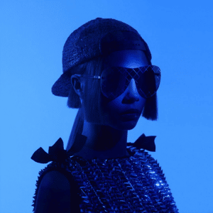Chanel Shield Runway Sunglasses 2