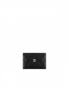 Chanel Small Classic Card Holder