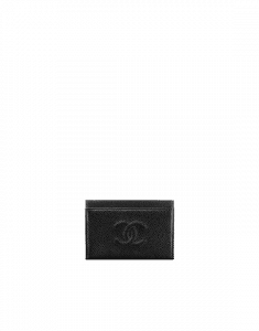 Chanel Small Timeless CC Card Holder