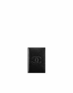 Chanel Timeless CC Card Holder