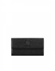 Chanel Timeless CC Flap Wallet