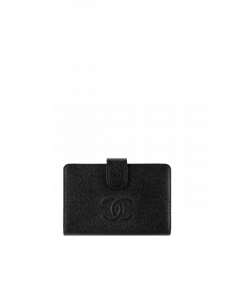 Chanel Timeless CC Zipped Pocket Wallet