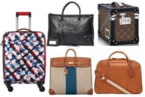 Designer Carry-on and Luggage Bags