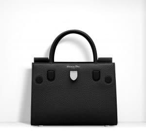Dior Black Diorever Mini Bag