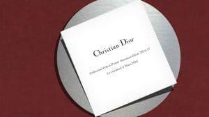 Dior Live Stream