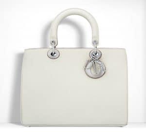 Dior Metallic Diorissimo Bag
