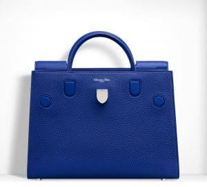 Dior Yves Klein Blue Diorever Bag