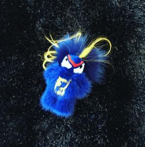 Fendi FendiRumi Bug-Kun Bag Charm 5