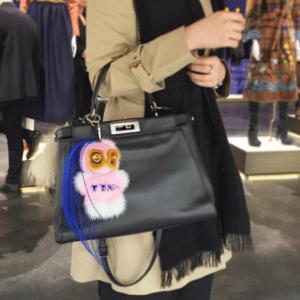 Fendi FendiRumi Piro-Chan Bag Charm 3