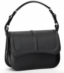 Hermes Black Harnais Bag